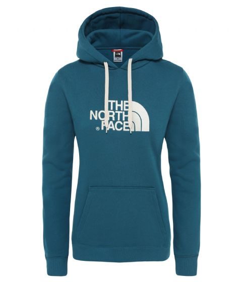 The North Face Womens Drew Peak Hoodie - Casual Warm Pullover Hoody